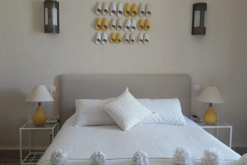 Chambre Baboushka - Douar Lain - Maison d'hôtes à Marrakech